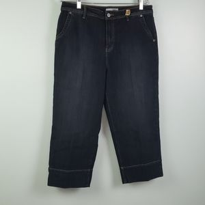CHICO'S Premium Denim Capris